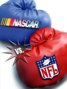 NASCAR vs NFL